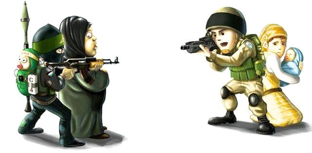 Palestiinan–Israelin konflikti