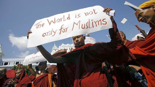 The World is not only for Muslims